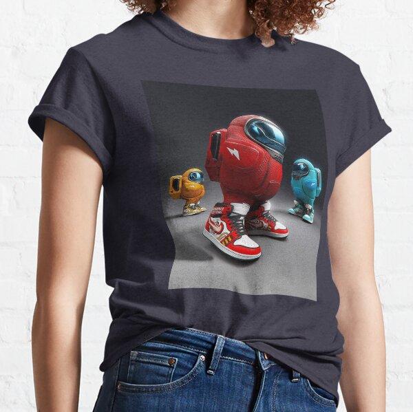 parmi goutte à goutte T-shirt classique