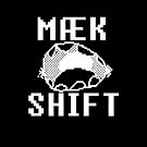 Mækshift Music (Inverted Screaming Version) by Samuel  Nachison