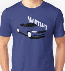 Ford Mustang Design Unisex T-Shirt
