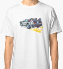 D.M.C OUTATIME Classic T-Shirt