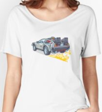 D.M.C OUTATIME Women's Relaxed Fit T-Shirt
