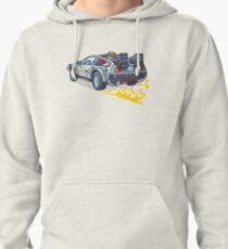 D.M.C OUTATIME Pullover Hoodie
