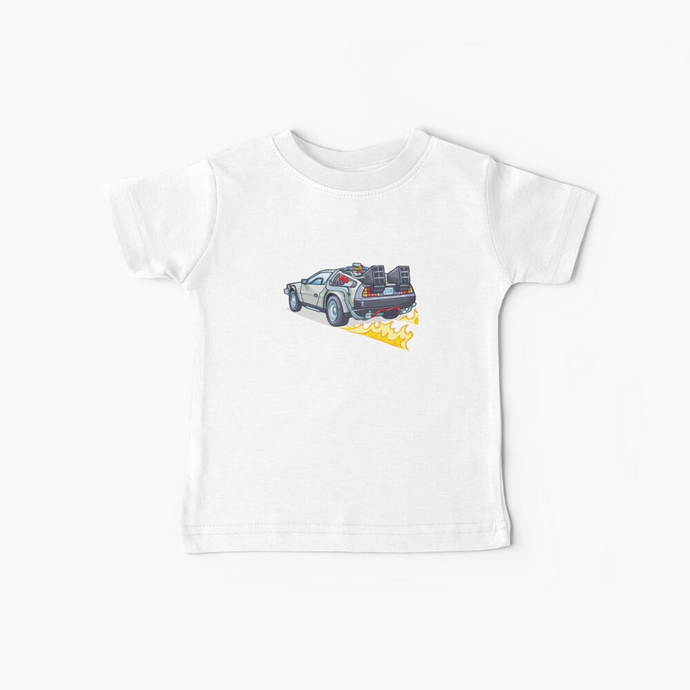 D.M.C OUTATIME Baby T-Shirt