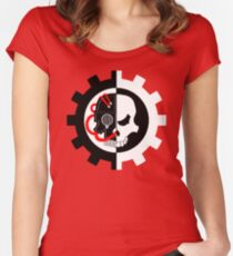Quest for Knowledge Women's Fitted Scoop T-Shirt