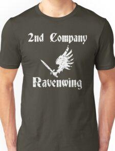 Ravenwing Distressed Unisex T-Shirt