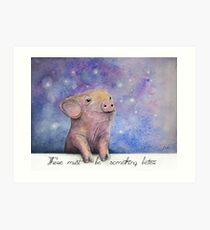 There Must Be Something Better Art Print
