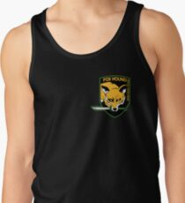 Metal Gear Solid - Fox Hound Emblem Men's Tank Top