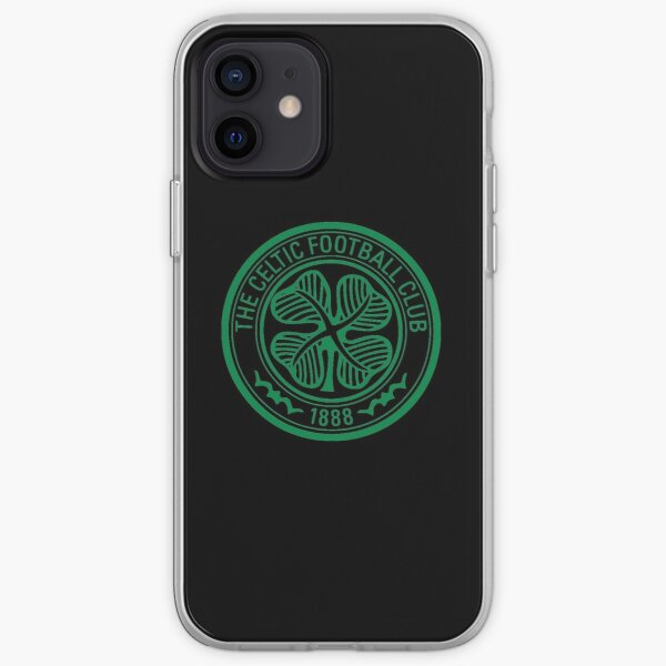Logo -Club Football Celtic iPhone Soft Case