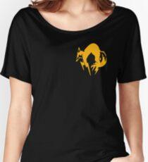 Metal Gear Solid - FOX Logo Women's Relaxed Fit T-Shirt
