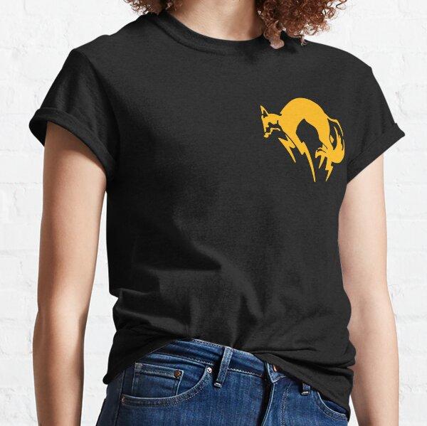 Metal Gear Solid - FOX Logo Classic T-Shirt