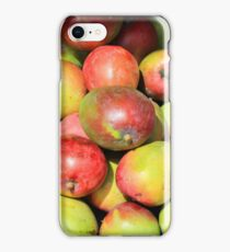 Lemons Tomatoes Mangoes and Onions iPhone Case/Skin