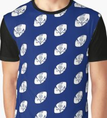 Rugby Scotland Graphic T-Shirt