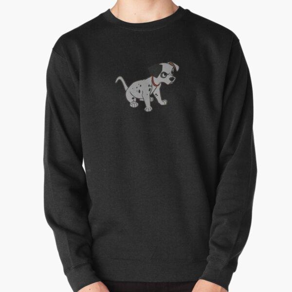 patch Pullover Sweatshirt