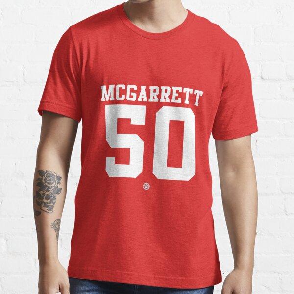Steve McGarrett camiseta de fútbol 50 Camiseta esencial