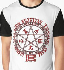 Hellsing Insignia - Red Graphic T-Shirt