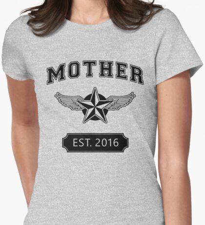 First time Mother - EST. 2016 T-Shirt