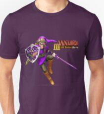 The Legend of Waluigi: Wah Force Hero Unisex T-Shirt