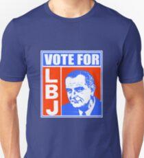 VOTE FOR LBJ T-Shirt