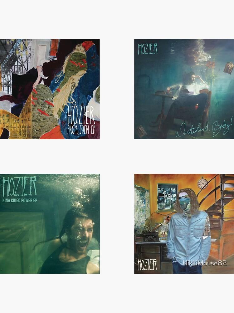 Hozier Album Pack by NikkiMouse82