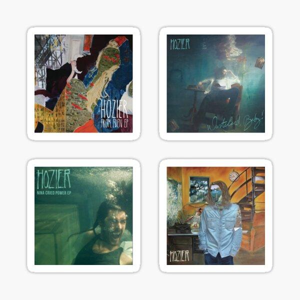Hozier Album Pack Sticker