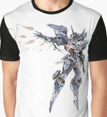 Zone of the Enders - Jehuty Graphic T-Shirt