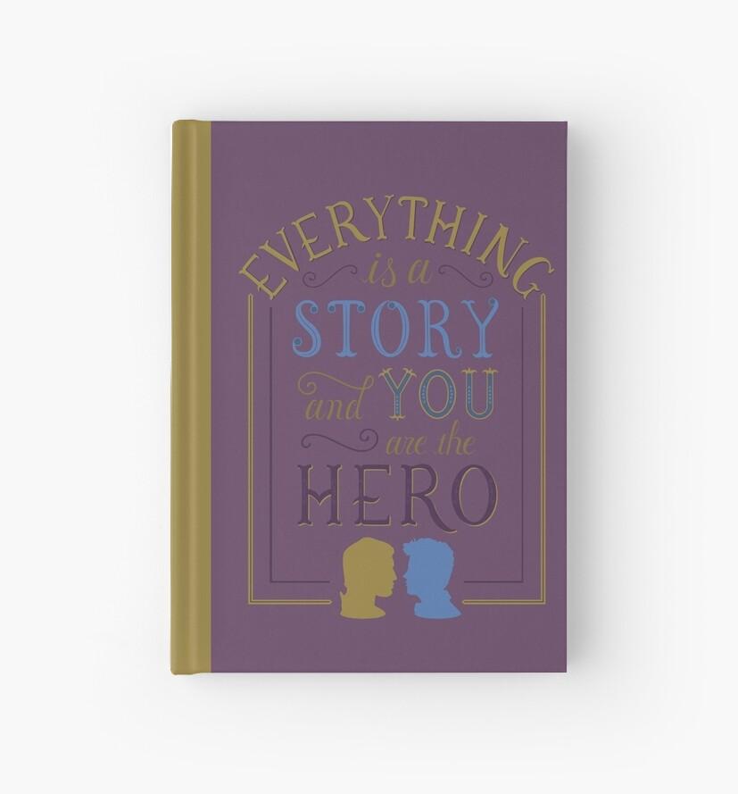 Alles ist eine Geschichte | Fortfahren von DesignsByAND
