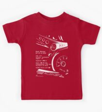 Ford Falcon XY GT & GTHO (specifications) © Kids Tee