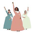 Schuyler Sisters by Beth Dunn