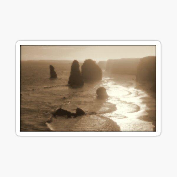 The Limestone Coast - Australia. Sticker