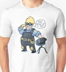 Engineer - They Grow Up So Fast T-Shirt