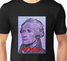 Hamilton on Broadway - Scrappy Unisex T-Shirt