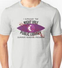 I Survived Summer Reading T-Shirt