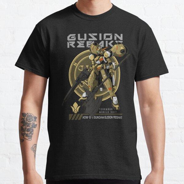 Gundam Gusion Rebake Classic T-Shirt