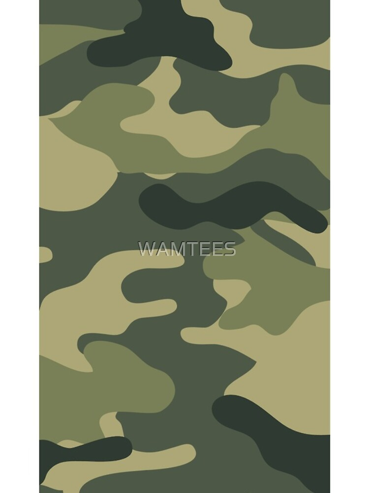 Camo khaki by WAMTEES