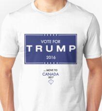 Trump Canada Shirt Unisex T-Shirt