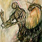 The Scorpian (Scorpio) by Leni Kae