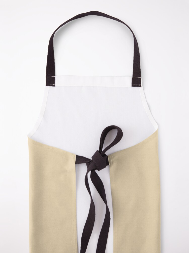 Alternate view of Cute Cowboy Frog Apron
