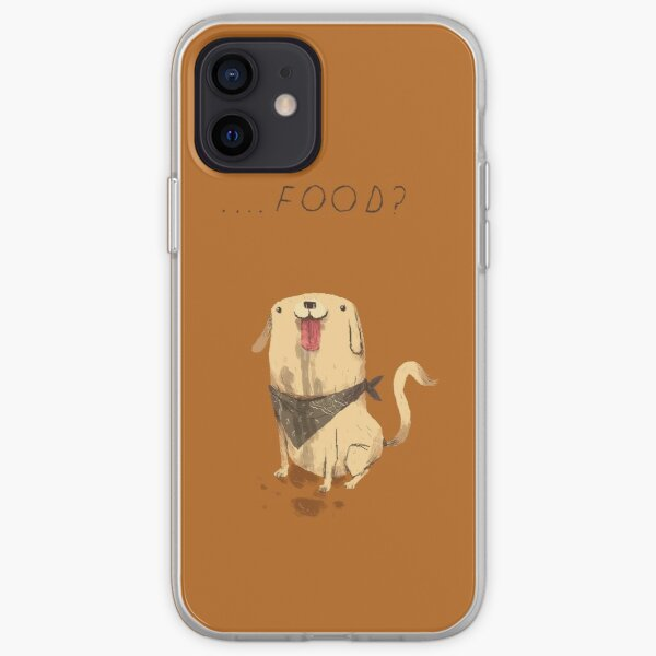 food? iPhone Soft Case