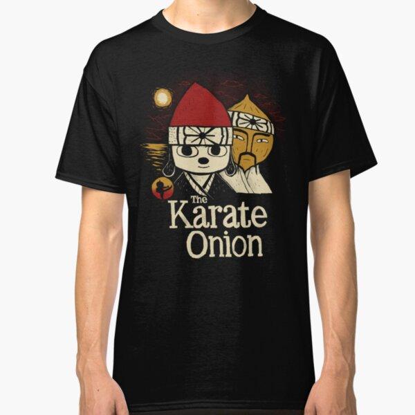 the karate onion Classic T-Shirt