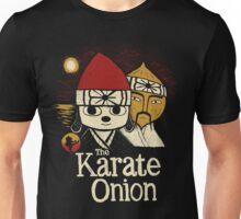 the karate onion Unisex T-Shirt