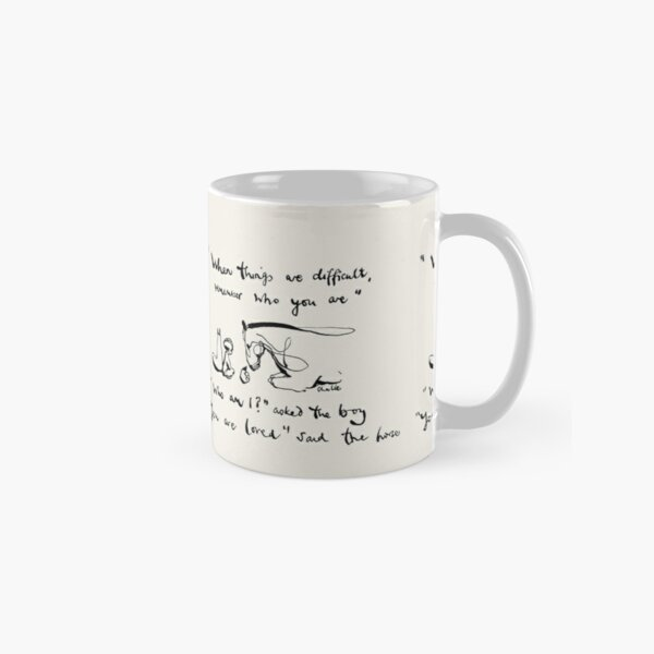 Charlie Mackesy - Loved Classic Mug