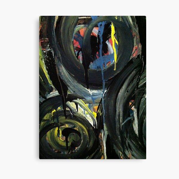 Grunge 08 Canvas Print