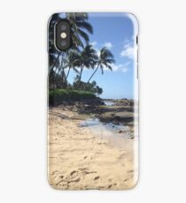 Oahu Beach iPhone Case/Skin