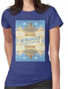 Versailles Is Always A Good Idea Golden Gate Womens Fitted T-Shirt