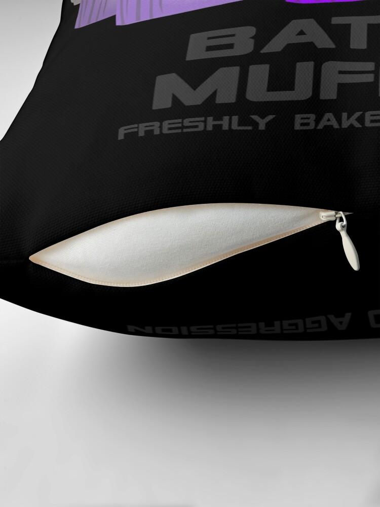 Vista alternativa de Cojín Miscellaneous - battle muffins