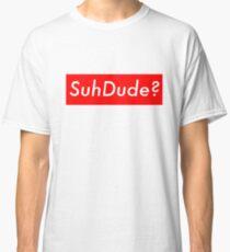 SuhDude Sticker (Preme x Getter) Classic T-Shirt