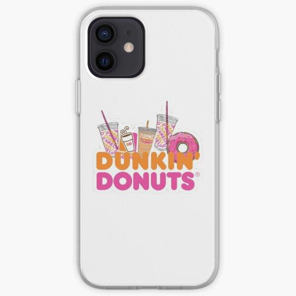 Charli Damelio Dunkin Funda blanda para iPhone