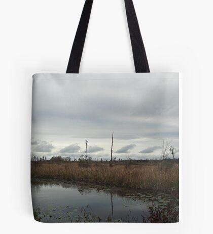 Cookie Cutter Clouds Tote Bag