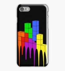 Tetris Melt iPhone Case/Skin