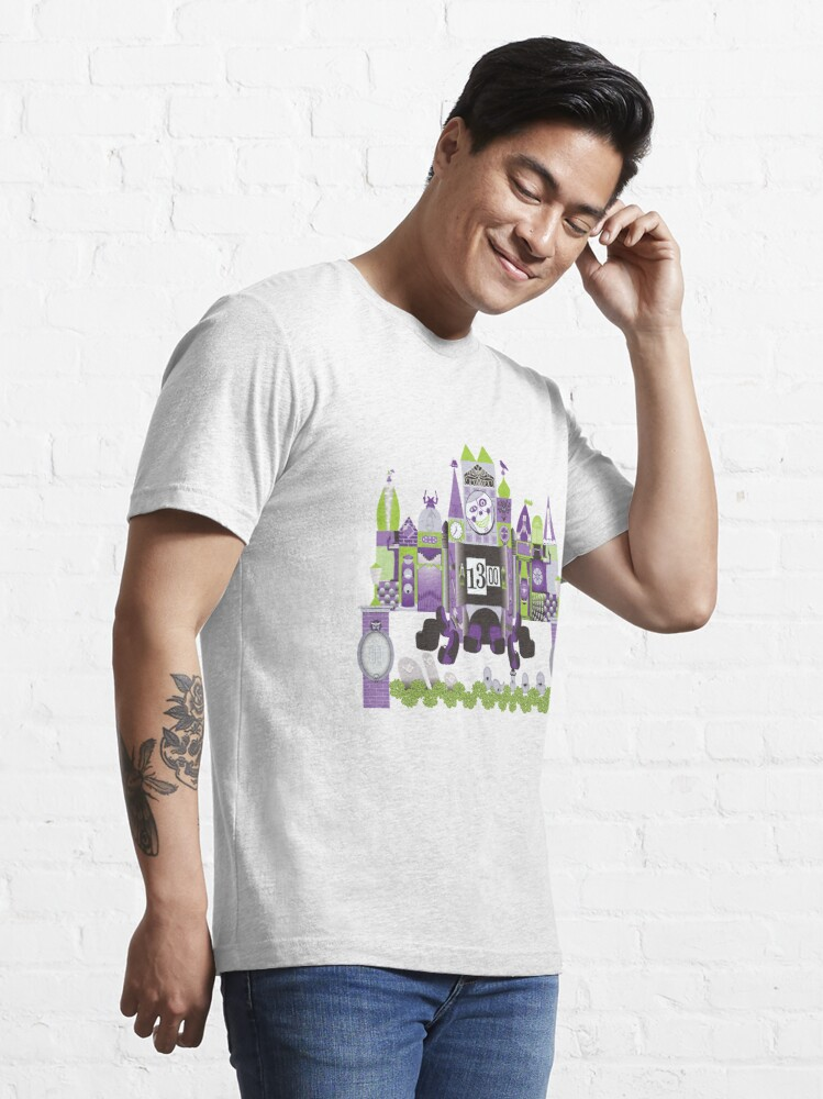 Alternate view of Is This Small World Actually Stretching? Essential T-Shirt